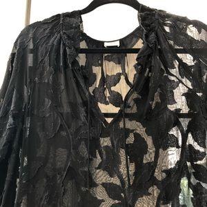 Aritzia Dresses - Wilfred jacquard dress
